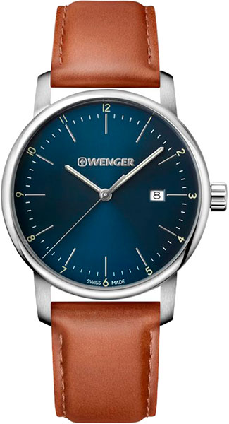 Фото «Швейцарские наручные часы Wenger 01.1741.111»