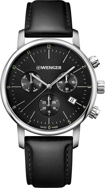 Мужские часы Wenger 01.1743.102 Женские часы Royal London RL-21354-05