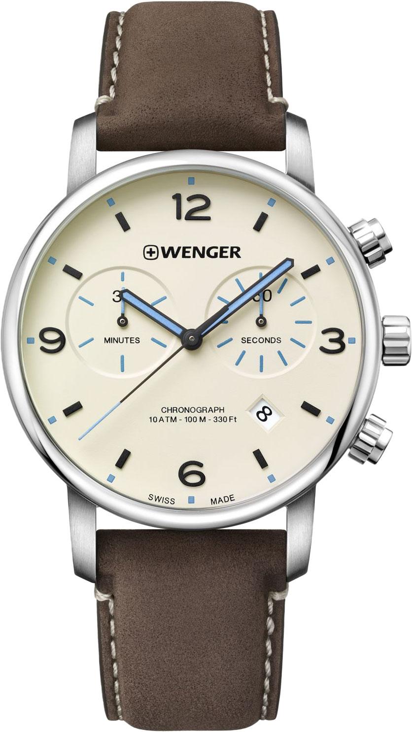 Мужские часы Wenger 01.1743.111