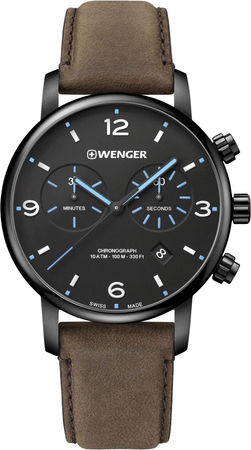 Мужские часы Wenger 01.1743.112