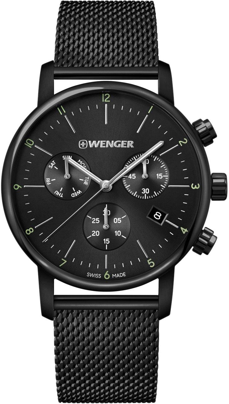 Мужские часы Wenger 01.1743.116