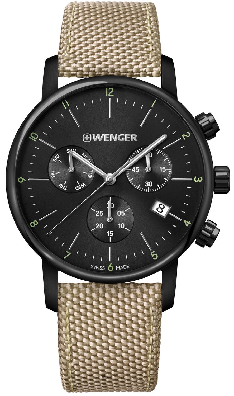Мужские часы Wenger 01.1743.117