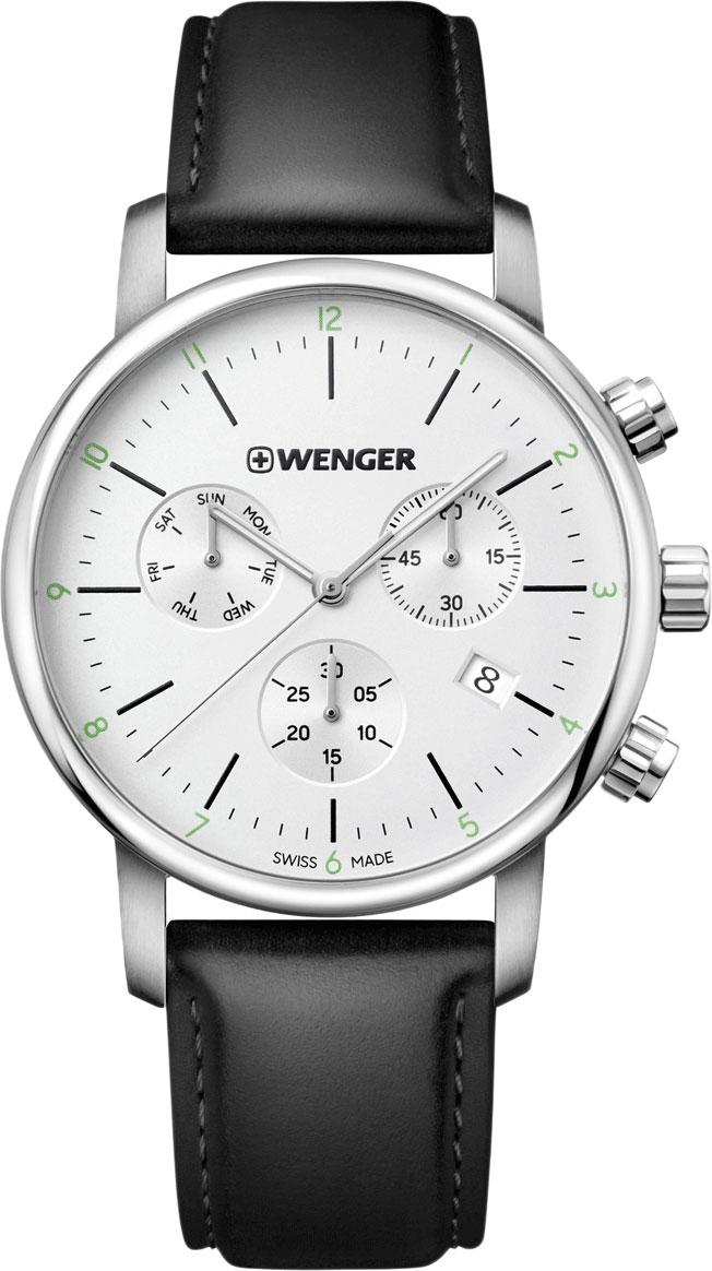 Мужские часы Wenger 01.1743.118