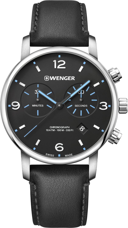 Мужские часы Wenger 01.1743.120