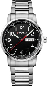 Мужские часы Wenger 01.0341.111 Мужские часы Aerowatch 55931RO03