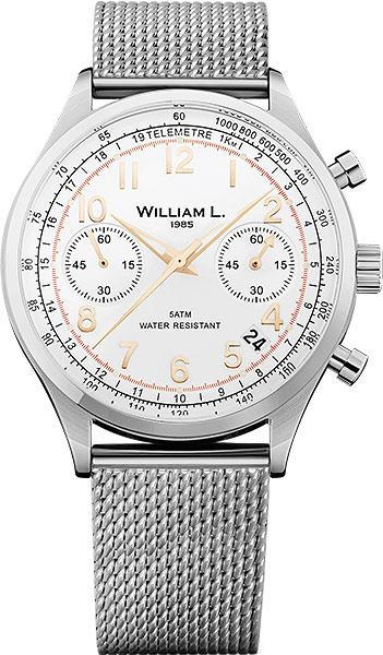 Мужские часы William L. WLAC01BCORMM william l wlac01bcorcn