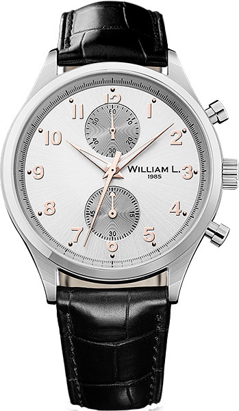 Мужские часы William L. WLAC02GOCN