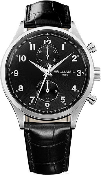 Мужские часы William L. WLAC02NRCN
