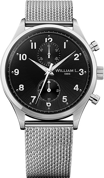 Мужские часы William L. WLAC02NRMM