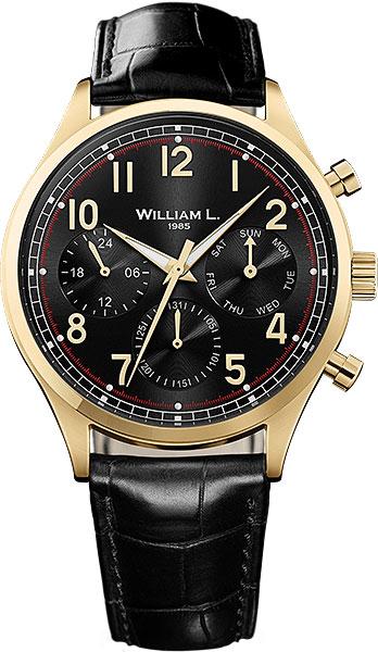 Мужские часы William L. WLOJ03NROJCN