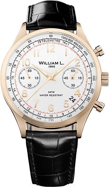 Мужские часы William L. WLOR01BCORCN