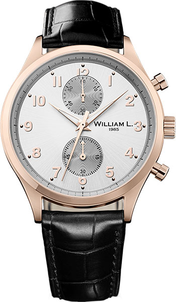 Мужские часы William L. WLOR02GOCN william l wlac01bcorcn