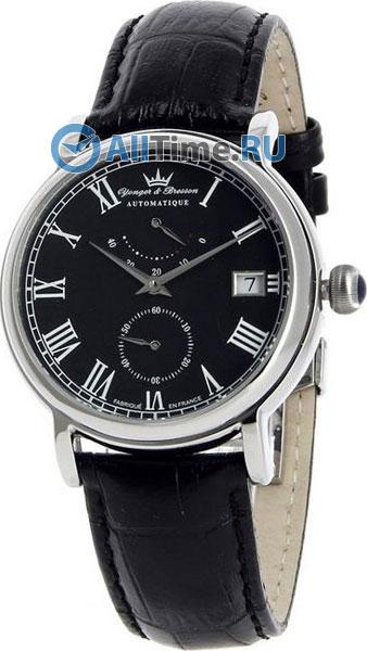 Мужские часы Yonger&Bresson YBH-8356-01