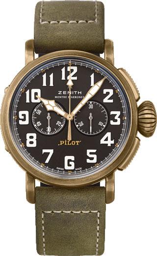 Мужские часы Zenith 29.2430.4069/21.C800