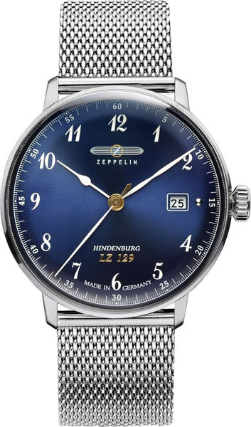 Мужские часы Zeppelin ZEP-7046M3-ucenka zeppelin zep 76442 zeppelin