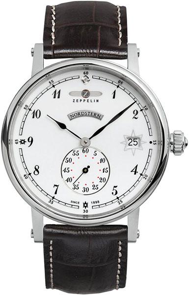 цена  Мужские часы Zeppelin ZEP-75431  онлайн в 2017 году