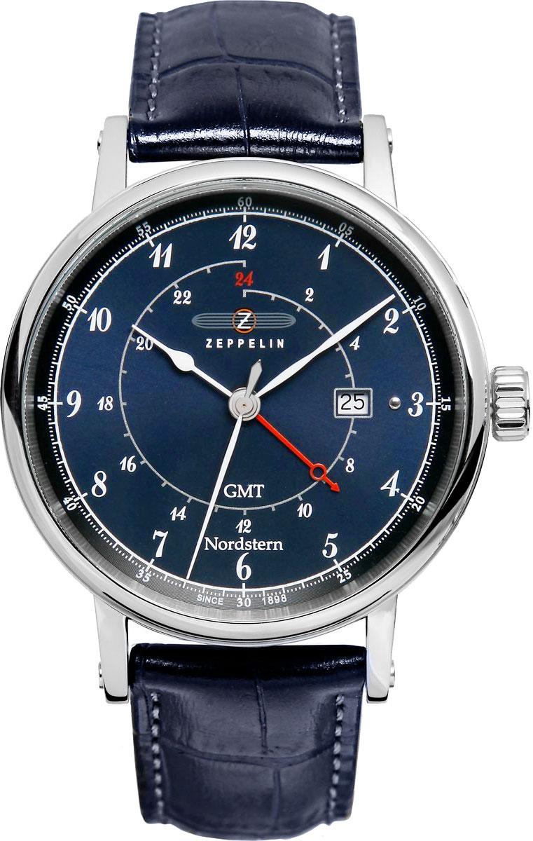 Мужские часы Zeppelin ZEP-75463 zeppelin zep 76442 zeppelin