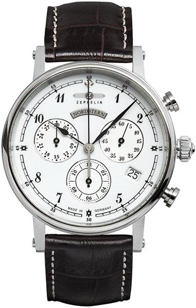 купить Мужские часы Zeppelin ZEP-75771 по цене 27990 рублей