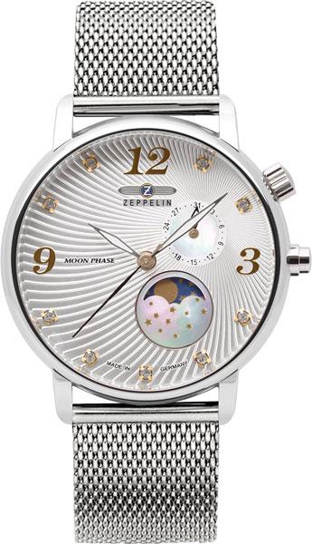 где купить  Женские часы Zeppelin ZEP-7637M1  по лучшей цене