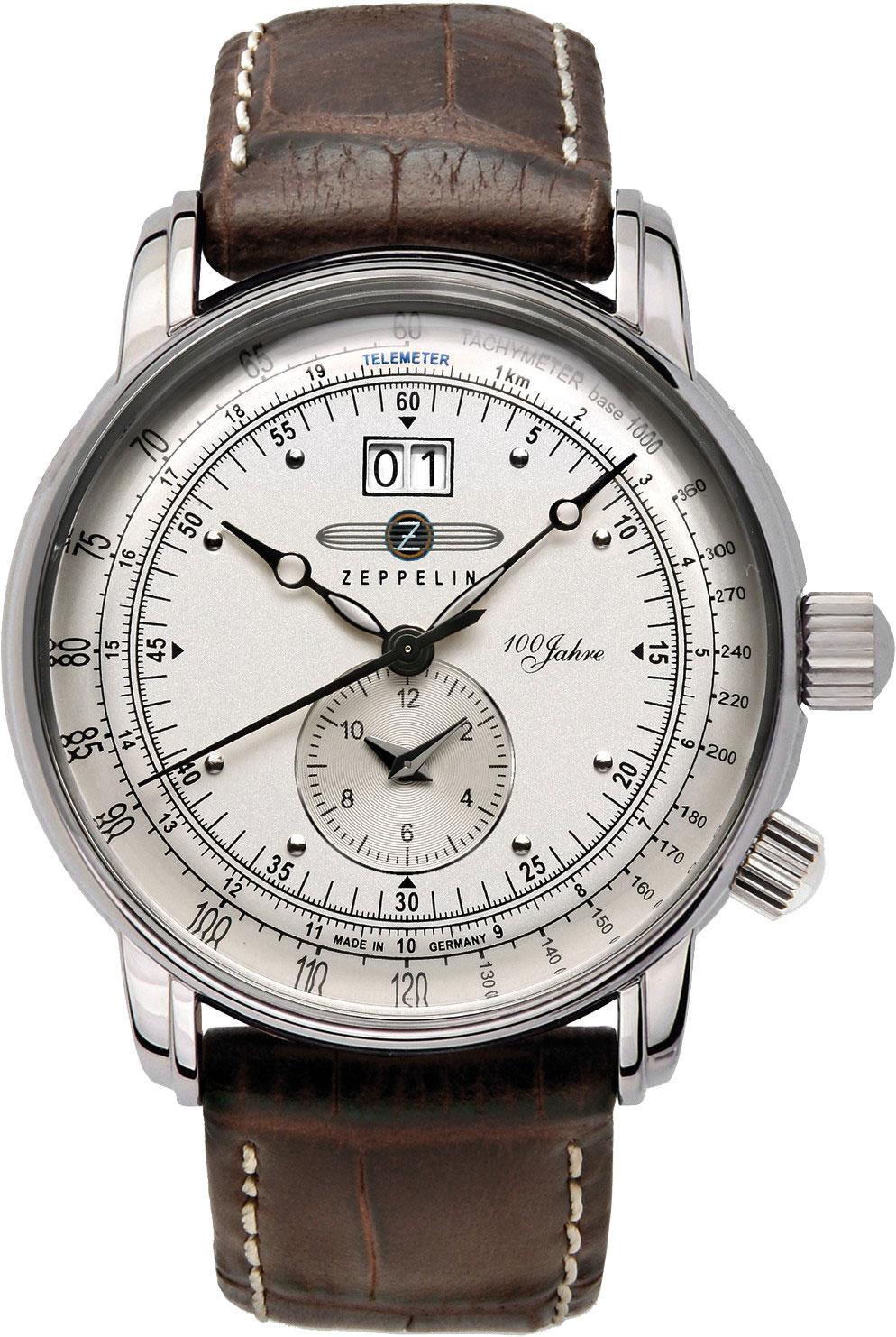 Мужские часы Zeppelin ZEP-76401 мужские часы zeppelin zep 76141