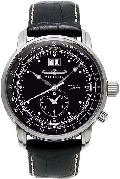 Мужские часы Zeppelin ZEP-76402 мужские часы zeppelin zep 7666m2