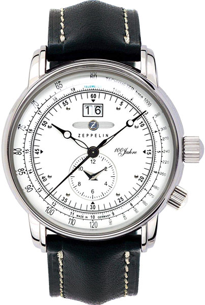 цена  Мужские часы Zeppelin ZEP-76404  онлайн в 2017 году