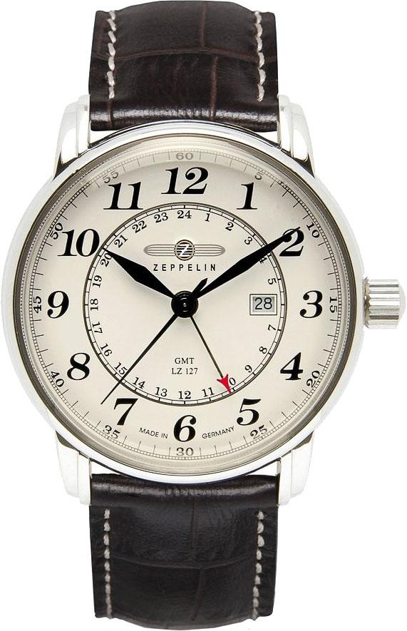 Мужские часы Zeppelin ZEP-76442 Мужские часы Timberland TBL.14642JS/07