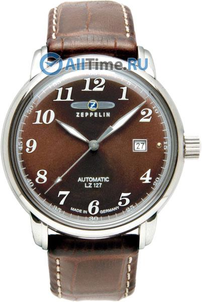 Часы Zeppelin ZEP-7642M2 Часы Locman 0450BLBLFWRBPSB