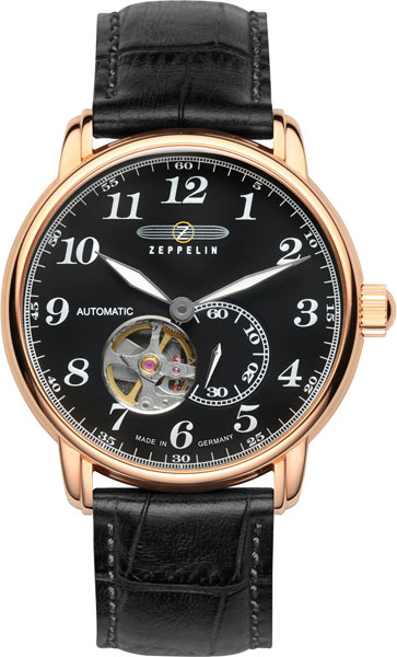 купить Мужские часы Zeppelin ZEP-76682 по цене 19590 рублей