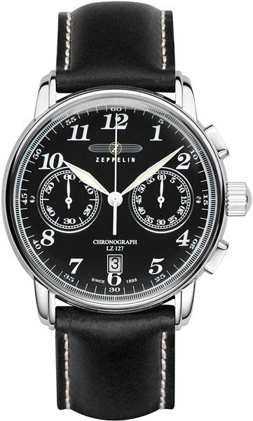 Мужские часы Zeppelin ZEP-76782-new мужские часы zeppelin zep 75463