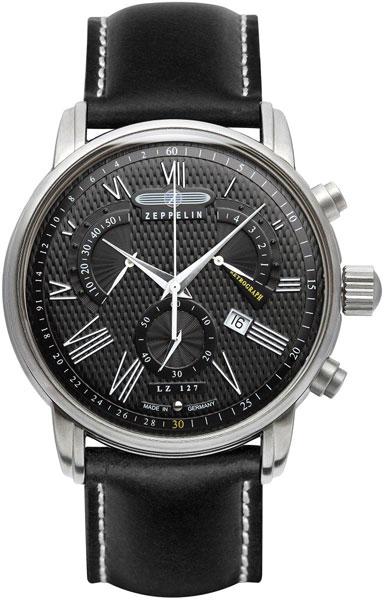 Мужские часы Zeppelin ZEP-76822 мужские часы zeppelin zep 75401