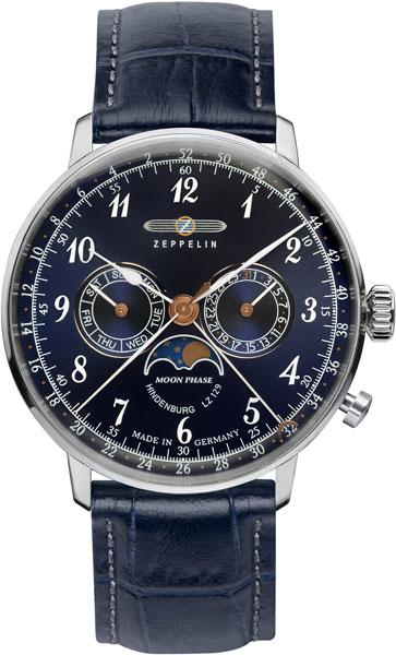 цена  Мужские часы Zeppelin Zep-70363  онлайн в 2017 году