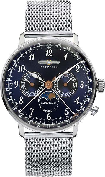 купить Мужские часы Zeppelin Zep-7036M3 по цене 25990 рублей