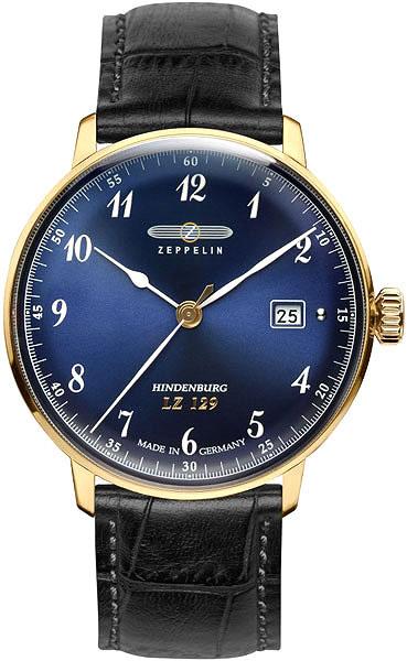 Мужские часы Zeppelin ZEP-70443 все цены