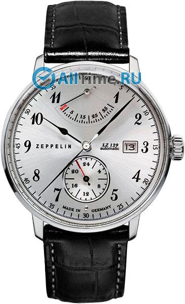 Мужские часы Zeppelin ZEP-70621 жесткий диск 3 5 10 tb 7200rpm 256mb cache seagate ironwolf pro sataiii st10000ne0004