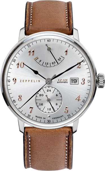 Мужские часы Zeppelin Zep-70625 мужские часы zeppelin zep 75401
