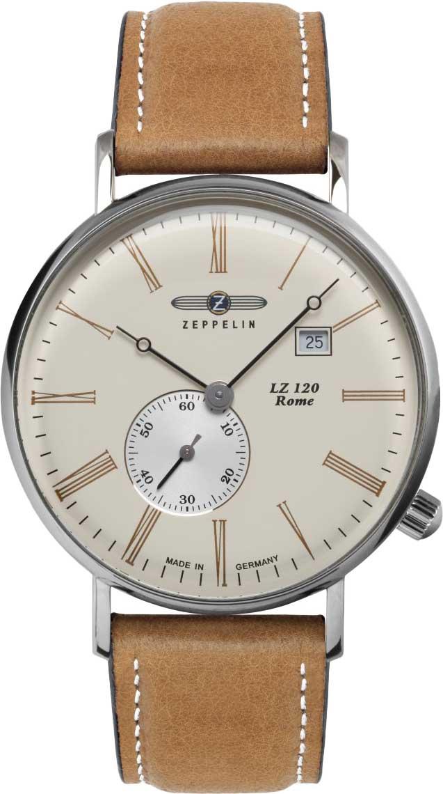 цена Мужские часы Zeppelin Zep-71345 онлайн в 2017 году