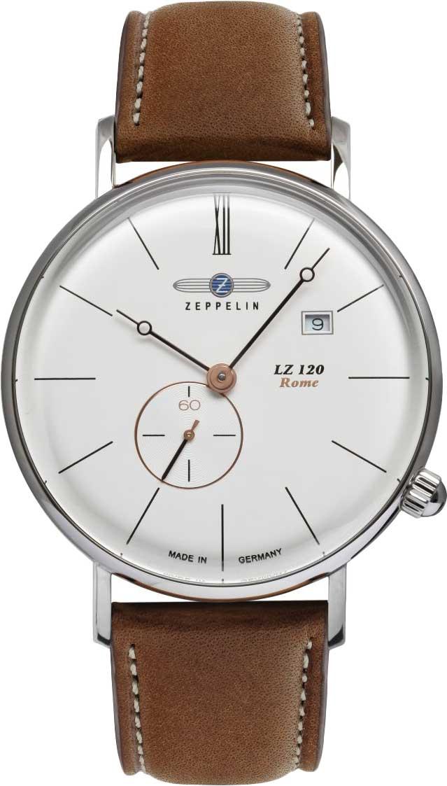 лучшая цена Мужские часы Zeppelin Zep-71384