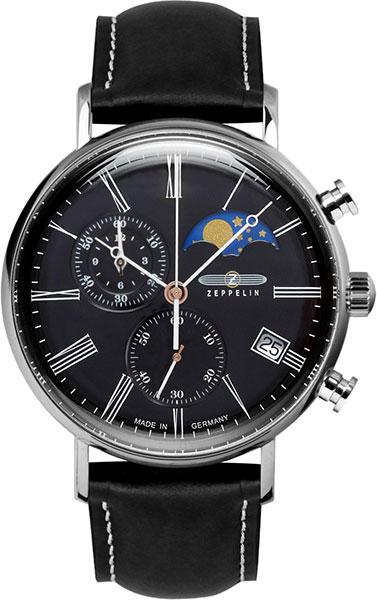 лучшая цена Мужские часы Zeppelin Zep-71942