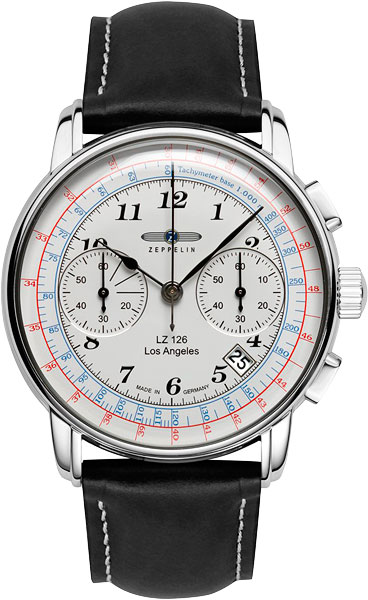 Мужские часы Zeppelin Zep-76141 цена