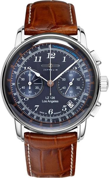 Мужские часы Zeppelin Zep-76143 мужские часы zeppelin zep 75463