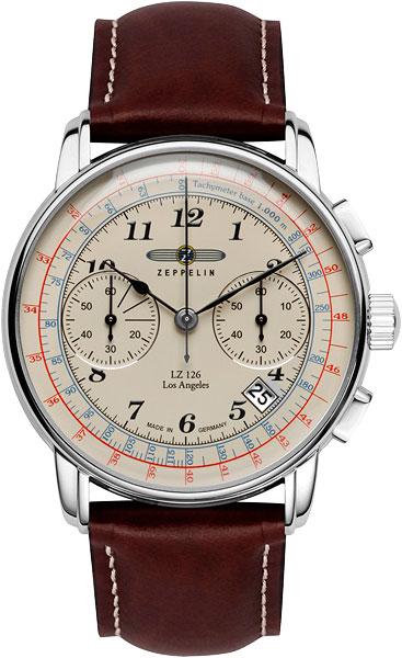 Мужские часы Zeppelin Zep-76145 zeppelin zep 76442 zeppelin