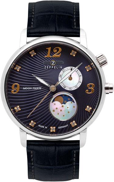 где купить  Женские часы Zeppelin Zep-76373  по лучшей цене