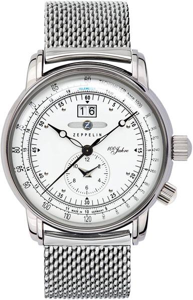 Мужские часы Zeppelin Zep-7640M4 мужские часы zeppelin zep 76141