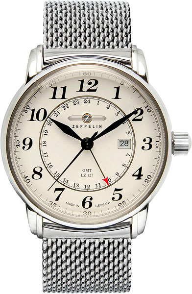 Мужские часы Zeppelin Zep-7642M5