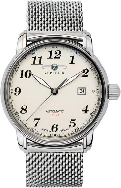 Мужские часы Zeppelin Zep-7656M5 мужские часы zeppelin zep 76141
