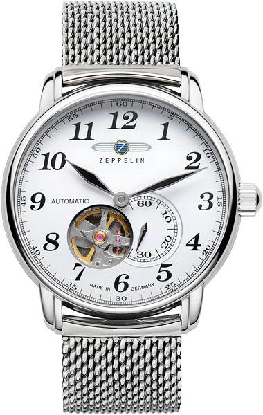 Мужские часы Zeppelin Zep-7666M1 zeppelin zep 76442 zeppelin
