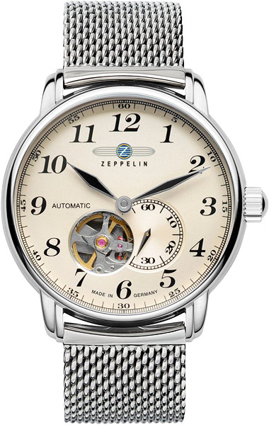 Часы Zeppelin Zep-73685-ucenka Часы Roamer 975.819.41.55.09