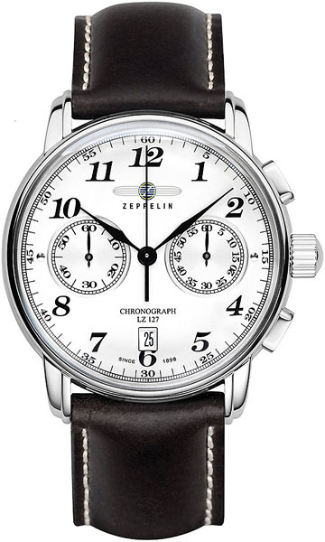 цена  Мужские часы Zeppelin Zep-76781  онлайн в 2017 году