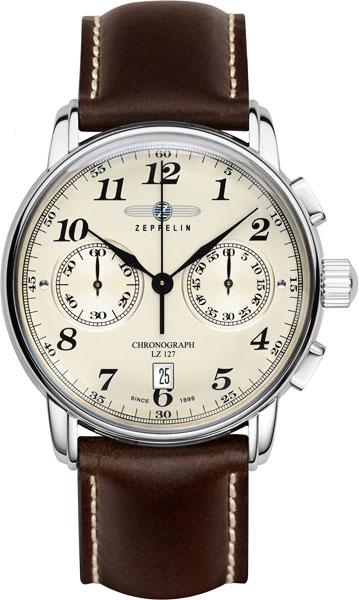 Мужские часы Zeppelin Zep-76785-ucenka  все цены